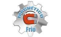 Logo de Magnético Frio Serviço de Refrigeração em Penha Circular