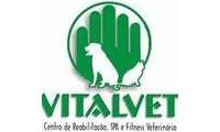 Logo de Vitalvet - Centro de Reabilitação, SPA e Fitness Veterinário em Partenon