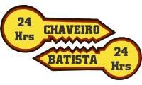 Logo de Chaveiro Batista 24h & Carimbos