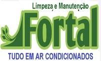 Logo Fortal Serviços de Ar Condicionado