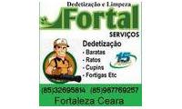 Logo Dedetizadora Fortal - Dedetização e Descupinização em Engenheiro Luciano Cavalcante