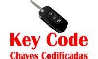 Logo de Key Code Chaves Codificadas em Cajueiro Seco
