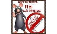 Logo de Dedetizadora Rei da Praga