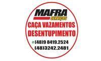 Logo MAFRA CAÇA VAZAMENTOS em Centro