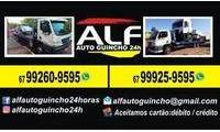 Logo de ALF Auto Guincho 24 Horas