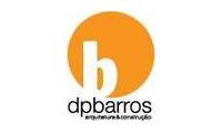 Logo Dp Barros Arquitetura E Construção em Caxingui