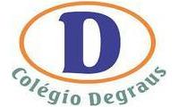 Logo de Colégio Degraus Objetivo Guilhermina em Vila Guilhermina