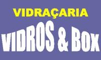 Logo de Vidraçaria Vidros & Box