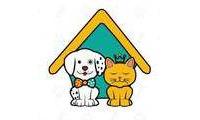 Logo Família Animal Pet Shop em Nova Suíça