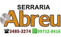 Logo de Serraria Abreu - Madeiras de Pinus e Eucalipto em Tarumã