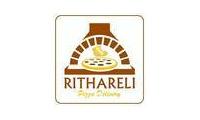 Logo RITHARELI Pizza Delivery em Tabuleiro do Martins