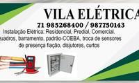 Logo de Vilaelétrica Serviços Elétrico em Geral em Vila Laura