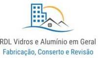 Logo de RDL Vidros e Alumínio em Geral em Areias