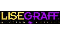 Logo Lisegraff Gráfica E Editora em Uberaba