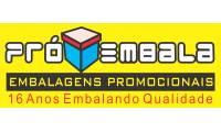 Logo de Proembala Embalagens Promocionais em Campina