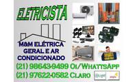 Logo M&M Elétrica Geral E Ar Condicionado em Jardim Meriti