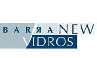 Logo Barra New Vidros em Barra da Tijuca
