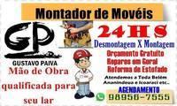 Logo de Gp Serviços Montagem E Desmontagem de Móveis