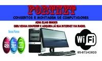 Logo de MuFortnet em Passaré
