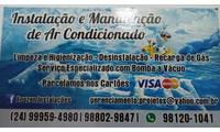 Logo de Frozen Refrigeração E Manutenção em Jardim Vila Rica - Tiradentes