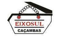 Logo Eixo Sul Caçambas em Itinga