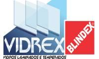 Logo Vidrex Representante Blindex em Vila Progresso