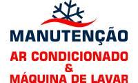 Logo de Manutenção de Ar-Condicionado E Máquinas de Lavar em Morro da Liberdade