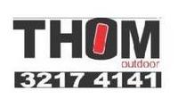 Logo de Thom Outdoor em Palmas em Plano Diretor Sul
