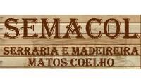 Logo de Serraria E Madeireira Mattos Coelho em Sítio Sobrado