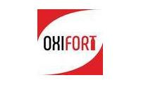 Logo de Oxifort em Sarandi