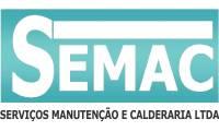 Logo de Estruturas Metálicas E Metalúrgica Semac em Jardim São Cristóvão