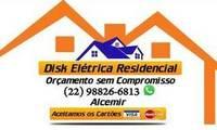 Logo Eletricista em Macaé em Centro