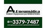 Logo de A Pneumática Produtos e Equipamentos para Borracharia em Recreio Ipitanga
