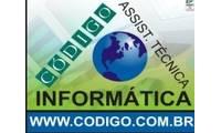 Logo de Código Informática em Parque Santo Antônio