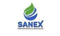 Logo de SANEX ÁGUA POTÁVEL