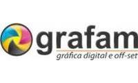 Logo de Grafam em Benfica