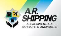 Logo de A.R.SHIPPING- AGENCIAMENTO DE CARGAS E TRANSPORTES
