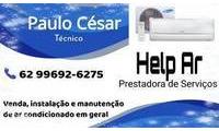 Logo de Help Ar Prestadora de Serviços