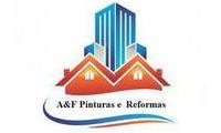 Logo de A&F Pinturas e Reformas