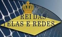 Logo de Rei das Telas e Redes