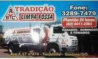 Logo de ABC Tradição Serviços Prestadora Limpa Fossa e Desentupimento 24 h