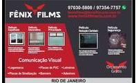 Logo FÊNIX FILMS em Penha Circular