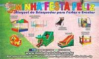 Logo MINHA FESTA FELIZ em Jardim Vilas Boas
