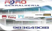 Logo ADAO SERRALHERIA em Ceilândia Norte (Ceilândia)