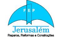 Logo de Jerusalém Reparos Reformas e Construções