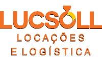 Logo de Lucsoll Locações e Logistica