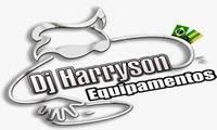Logo de DJ Harryson Som e Luz