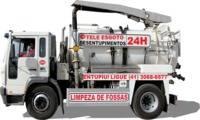 Logo de Desentupidora São Braz Tele Esgoto 3068-6577 em Santa Felicidade