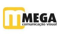 Logo de Mega Comunicação Visual