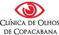 Logo de Clínica de Olhos Copacabana em Copacabana